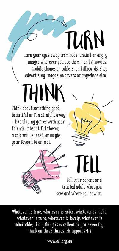 Turn Think Tell